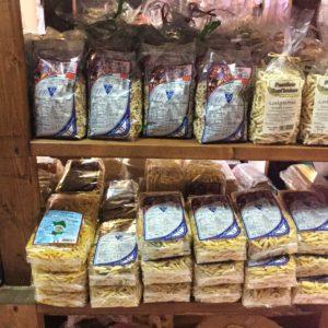 La pasta fresca da Sfizi di pane e non